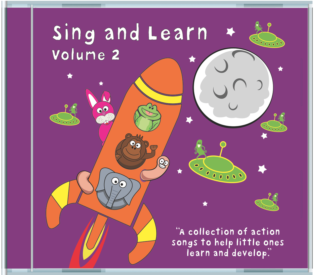 sing and learn volume 2 Vicky Arlidge